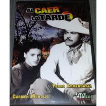 Dvd Al Caer La Tarde Pedro Armendariz Y Carmen Montejo