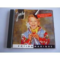 Jordy Potion Magique Cd 1993 Rarisimo! Excelente Estado!