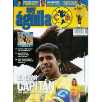 Revista Futbol Soy Aguila Club America Antigua Maa