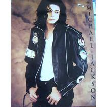 Nvd. Michael Jackson, Libro Poster