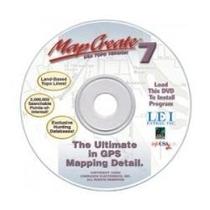 Creador De Mapas Para Equipos Gps