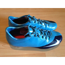 Increibles Nike Mercurial Steam V Fg, Regalados!!