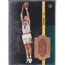 1998-99 Spx Finite Toni Kukoc Bulls /10000