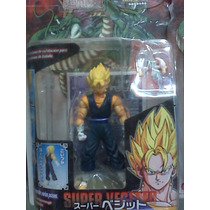 Figura De Dragon Ball Z Super Vegetto Hybrid Action