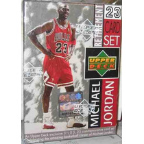 Tarjetas De Coleccion Upper Deck Michael Jordan Retirement