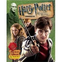 Estampas Album Harry Potter Y Las Reliquias De La Muerte 1