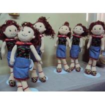 Muñecas De Trapo 12 Por $720.00aa1