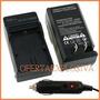 Cargador P/bateria Np-fh50 Fh40 Sony Video Camara Handycam