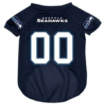 Camisa Para Perro Hunter Mfg Seattle Seahawks Jersey Dog Me