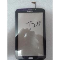 Touch Samsung Galaxy Tab T210 Negro