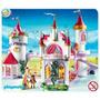 Playmobil 5142 Castillo De Princesas Hadas Disney Retromex