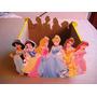 Centro De Mesa De Princesas Para Fiestas Infantiles
