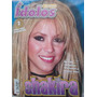 Shakira  Idolos  Revista Mexicana Tvynovelas Con 2 Posters