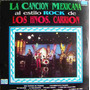 Rock Mexicano. Los Hermanos Carrion, La Canción Mexicana
