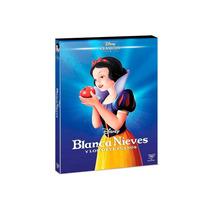 Pelicula Blanca Nieves Y Los 7 Enanos Disney Diamante Dvd