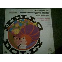 Disco Acetato De Soundtrack De Hello Dolly