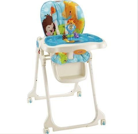 Silla alta periquera fisher price bebes sillita comer pm0 for Silla fisher price para comer