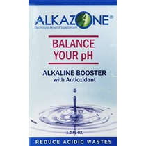 Alkazone Alcalina Ph Booster Drops (6-pack)