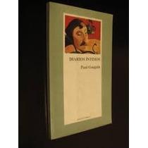 Libro Diarios Íntimos, Paul Gauguin.