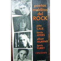 Libro, Poetas Malditos Del Rock, Vol. 1