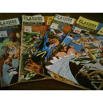 Comics De Clasicos Ilustrados Editorial La Prensa