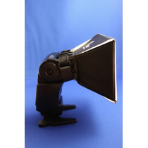 Difusor Para Flash Soft Box, Nikon, Canon, Sony
