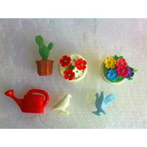Playmobil Set De Jardineria Con Maceteros