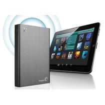 Seagate® Disco Duro Wi Fi Wireless Plus 1 Tb Iphone Ipad