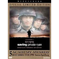 Saving Private Ryan-rescatando Al Soldado Ryan-tom Hanks Dvd