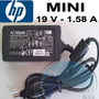 Adaptador Cargador Hp Mini Laptop 1000 110 19v 1.58 A 30w