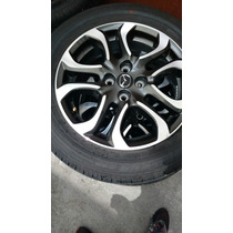 Rines 16 Para Yaris R O Mazda 2 4/100