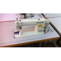 Maquina Costura Recta Zoje Zj8700 Alta Velocidad