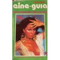 Revista Cine Guia, Isela Vega, Angelica Vale, En Portada