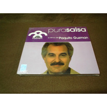 Pura Salsa (a Ritmo De) - Cd Album - Paquito Guzman Vrn