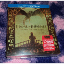 Game Of Thrones Quinta Temporada - Bluray Importado Season 5