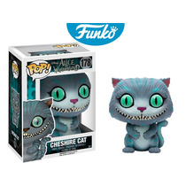 Cheshire Funko Pop Pelicula Alicia Tim Burton