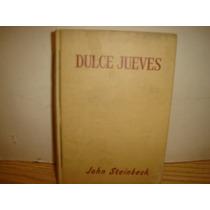 Libro - Dulce Jueves - John Steinbeck