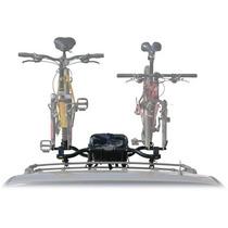 Rack Techo 2 Bicicletas +porta Accesorios Cascos Guantes Vv4