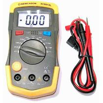 Capacitometro Digital, Mide Hasta 20,000 Microfaradios