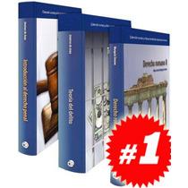 Cursos Jurídicos Temáticos Hispanoamericanos 2a Serie 3 Vols