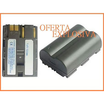 Bateria Li-ion Recargable Bp-511p/camara Canon Eos 10d 20d