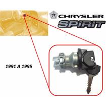 91-95 Chrysler Spirit Switch De Encendido Con Llaves