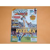 Revista Marioni Y Pumas Vuelan Soccermania