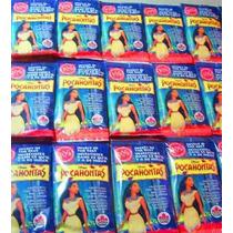 Paquetes De Tazos De Pocahontas