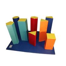 Obstáculos Geométricos De Estimulación Marca Kids Colors