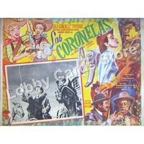 Lobby Cards, Carteles, Andres Soler, Peliculas