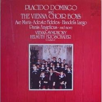 Lp/vinyl Sellado De Placido Domingo:and The Vienna Choir B.
