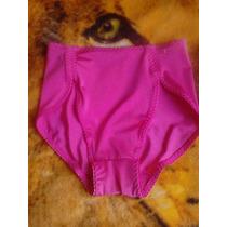 Lenceria No Ilusion Pantaleta,bikini Brillosa Satinada