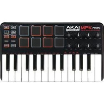 Akai Mpk Mini Controlador Midi Para Software De Produccion