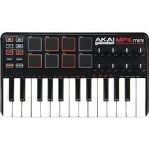 Akai Mpk Mini Controlador Midi Para Software De Produccion